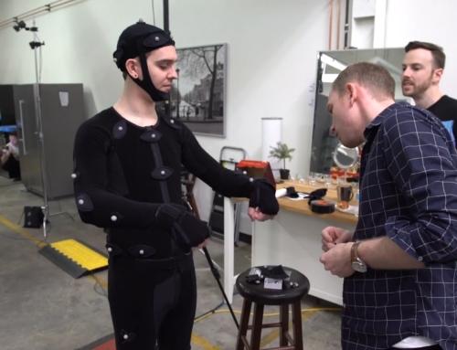 CG Vlog 03: Mocap Stunt Masters
